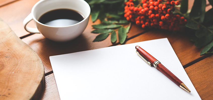 Letter Writing as a Reflective Practice