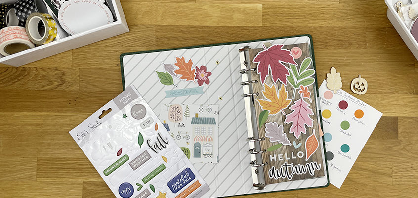 October Daily 2021 | Stash Kit & Prep Pages
